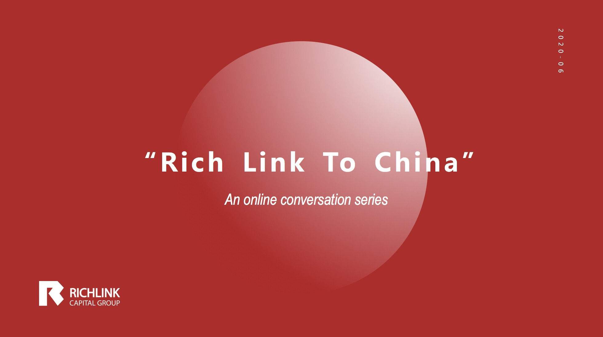 ONLINE EVENT: 'Australia-China Economic Relationship – Problems & Prospects' Has Successfully Hold
